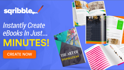 [Sqribble Review] Create AMAZING eBooks & Reports (w/ Automated Content functionality) in MINUTES!